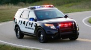 2011 Ford Explorer Police Interceptor 4
