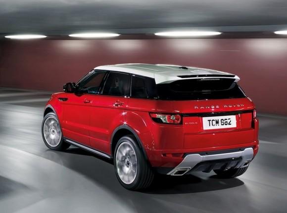 2012 Range Rover Evoque 4