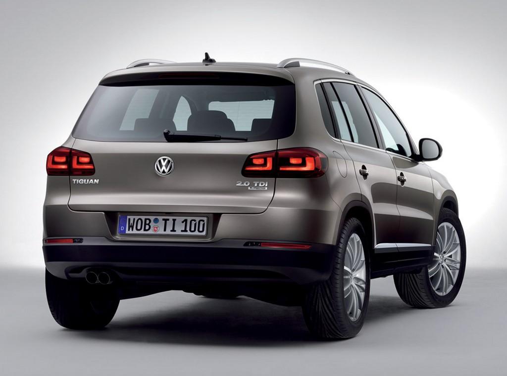 2012 Lexus Suv >> 2012 Volkswagen Tiguan 2 – ModernOffroader.com USA : SUV / Crossover / Truck / Hybrid