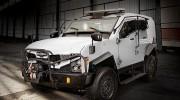 Oshkosh SandCat Protected Patrol Vehicle