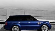 2011 Range Rover Sport Kahn RS-300