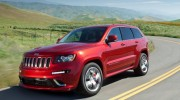 2012 Jeep Grand Cherokee SRT8 2