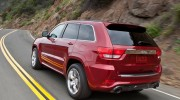 2012 Jeep Grand Cherokee SRT8 3
