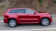 2012 Jeep Grand Cherokee SRT8 4
