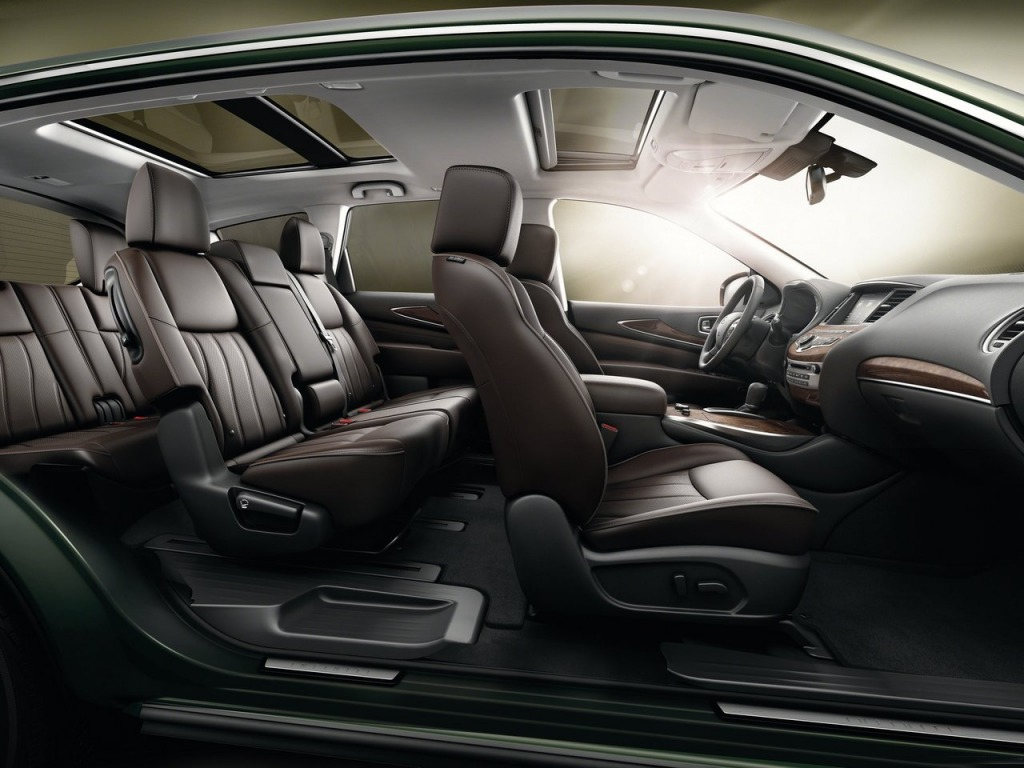 2012 Infiniti JX Concept 4 – ModernOffroader.com USA : SUV / Crossover / Truck / Hybrid
