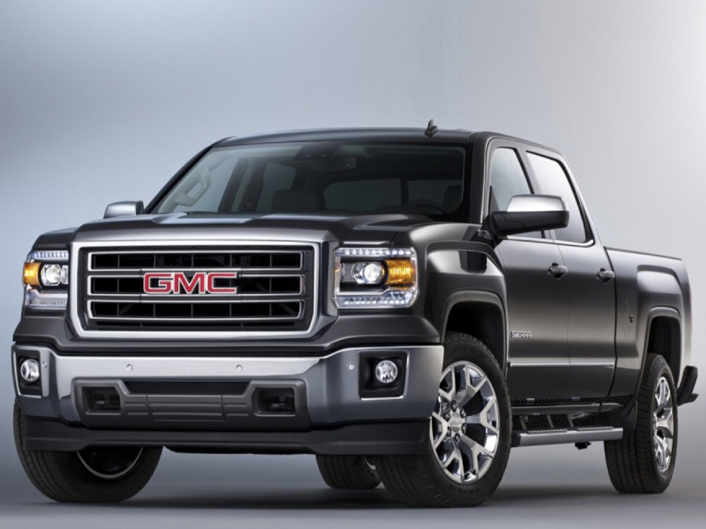 2014 Chevrolet Silverado, GMC Sierra revealed at Detroit Auto Show ...