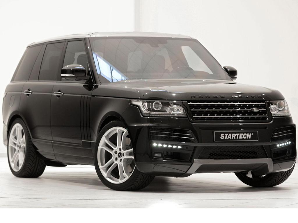 Startech Range Rover,тюнинг,…