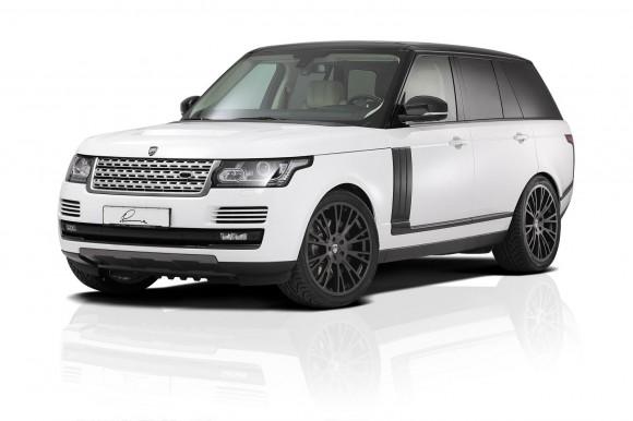 Lumma Range Rover 1