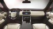 Range Rover Sport Interior
