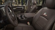2014 Ram 1500 Mossy Oak interior 2