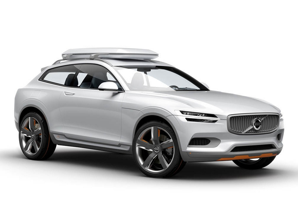 Volvo Concept XC Coupe XC90 volvo concept xc coupe xc90 modernoffroader com usa suv Volvo V70 Engine Diagram at soozxer.org
