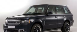 2010 Range Rover Overfinch for drunk hunters