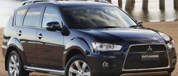 2010 Mitsubishi Outlander gets new nose