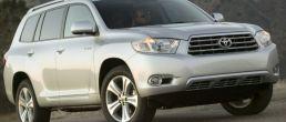 Toyota Highlander moves to Indiana