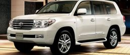 2010 Toyota Land Cruiser gets new V8 in Japan