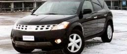 2003-2007 Nissan Murano recall for intakes
