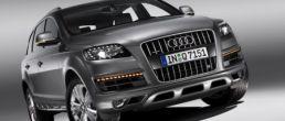 2010 Audi Q7 gets minor facelift