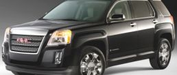 2010 GMC Terrain adds small crossover to truck line