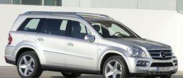 2011 Mercedes-Benz GL-Class and M-Class recall