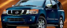 Nissan recalling Armada, Pathfinder, Xterra, Titan & QX56