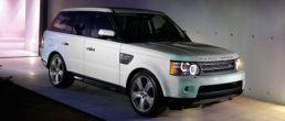 2010 Range Rover Sport gets engine upgrade
