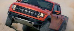 "Ford F-150 Raptor ""Born To Baja"" trailer"