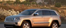 2011 Jeep Grand Cherokee revealed early