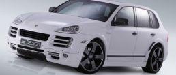 Progressor body kit for Porsche Cayenne