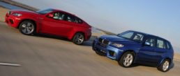 2010 BMW X5 M and X6 M unveiled
