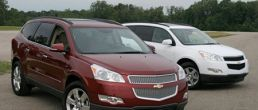 GM recalling 243,000 crossovers for seat-belt issue