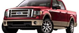 Ford F-150 recalled for faulty brake lamps