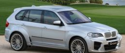 G-Power tunes the BMW X5 to create Typhoon