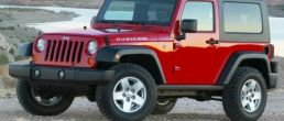 History of the Jeep Wrangler (1940-2010)