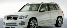 Lorinser creates kit for Mercedes-Benz GLK