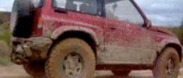 Suzuki Vitara does extreme off-roading