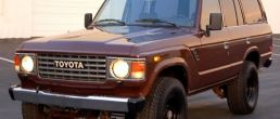 History of the Toyota Land Cruiser (1950-2010)