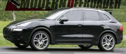 2011 Porsche Cayenne to be crossover