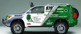 JTGrey Racing Lexus LX 570 scores first Baja 500 victory