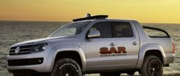 Volkswagen Amarok name chosen for pickup truck