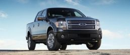 Ford tops sales charts in Canada