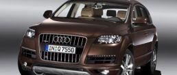 Yokohama tires now OEM for Audi Q7