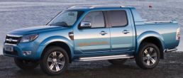 2010 Ford Ranger to debut in U.K.
