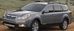2010 Subaru Outback offers good fuel economy