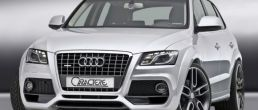 Audi Q5 with kit that adds Caractere