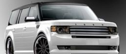 SEMA votes Ford Flex & F-150 as most tuner-friendly