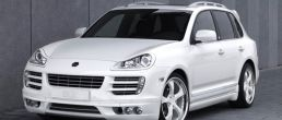 Porsche Cayenne Diesel gets Techart upgrade