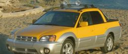 2005-2006 Subaru Baja recalled for fuel pump