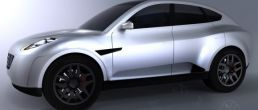 Velozzi SOLO crossover plug-in hybrid announced
