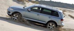 2007-2009 Volkswagen Touareg recall for flying spoiler