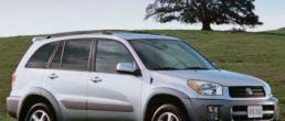 2001-2003 Toyota RAV4 owners suffer gearbox problems
